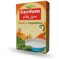 Cerifam Wheat with Vegetable